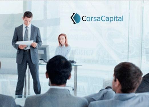 Forex broker Corsa Capital - trading on financial markets